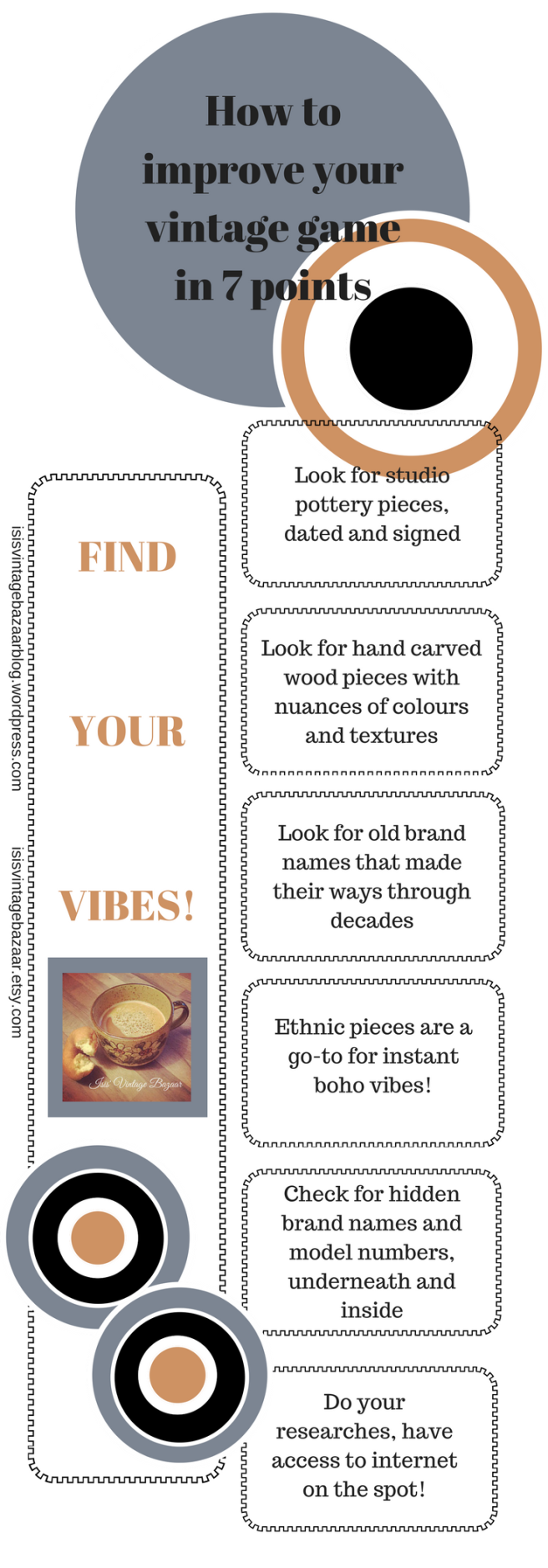 7 things to know that might help you find the perfect piece!